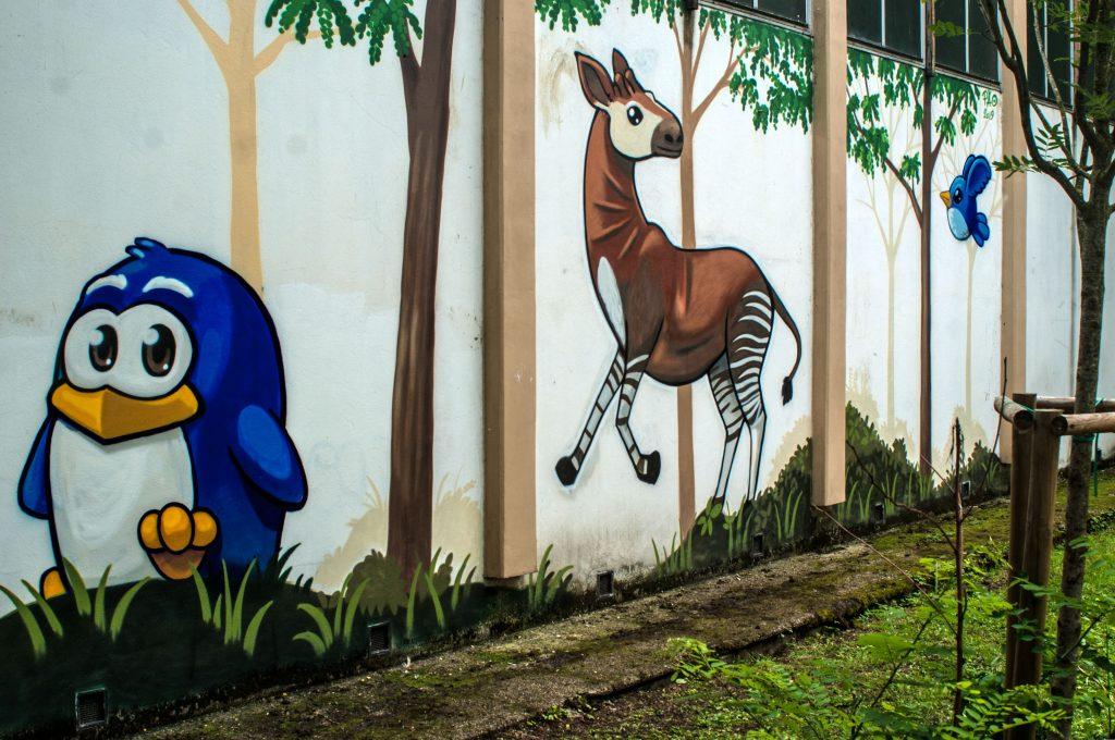 Come l'Okapi